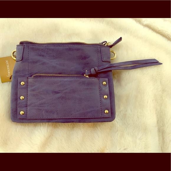 Francesca s crossbody or clutch purse 159f370b60895